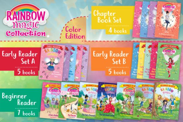 rainbow magic collection-long