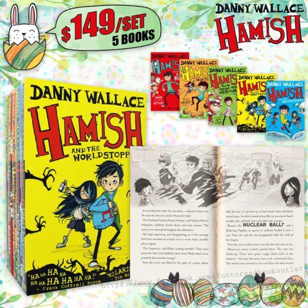 Danny Wallace – Hamish