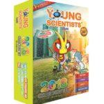 Young Scientist 2018 collectors' set level 3