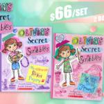 olivia's secret scribbles