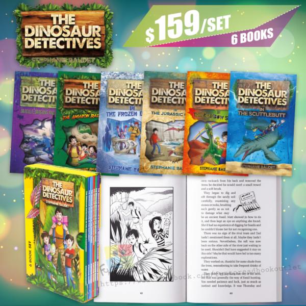 the dinosaur detectives