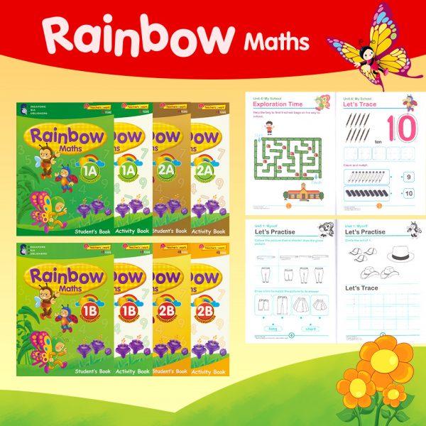 rainbow-maths