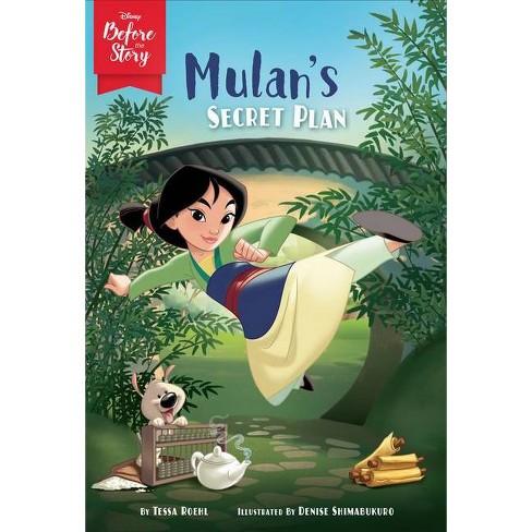 Disney Before The Story Mulan'S Secret Plan
