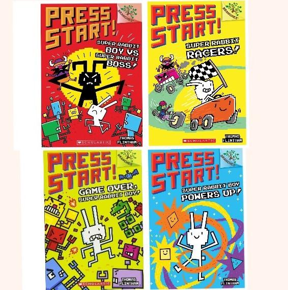 Press Start #1-4
