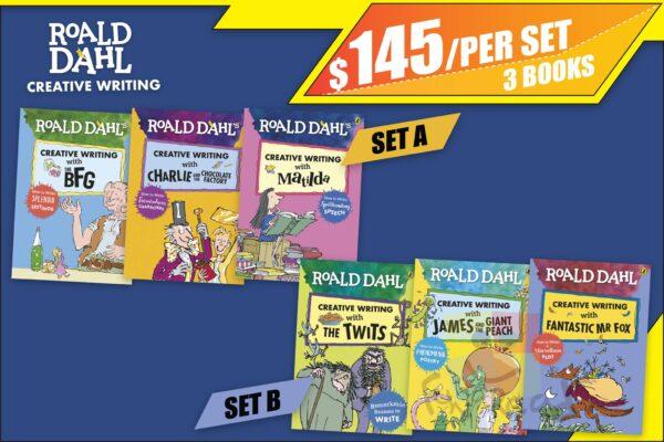 Roald Dahl Creative Writing Set A+B