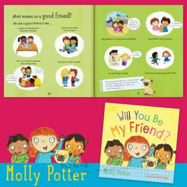 Molly potter 5