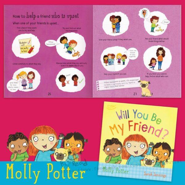 Molly potter 7