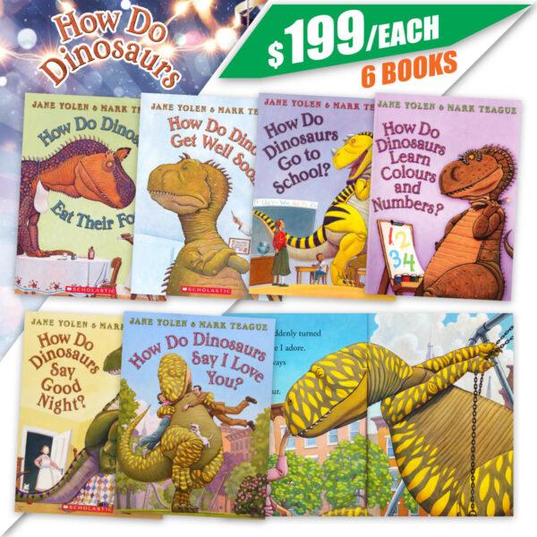 how-do-dinosaurs
