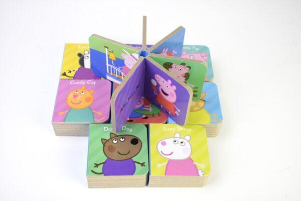 Peppa Pig A Big Box of Little Books # 9780241369951 1