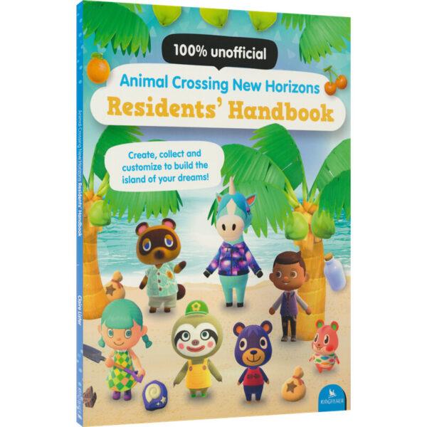 Animal Crossing New Horizons Residents' handbook # 9780753447079