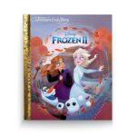 treasure cover story frozen II