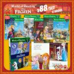 world of reading-disney frozen