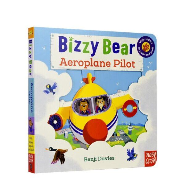 Bizzy Bear – Aeroplane Pilot # 9781788005647