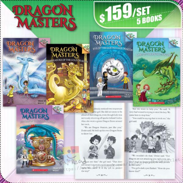 dragon masters 11-15