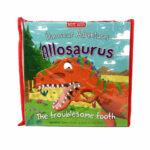miles kelly dinosaur adventures set