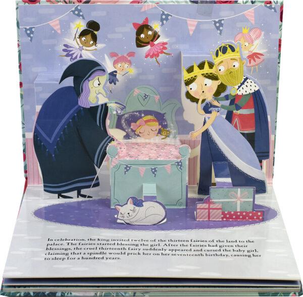 Fairy Tale Pop-Up Book Sleeping Beauty