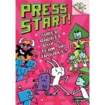 Press start #10 Super rabbit boy's team-up trouble