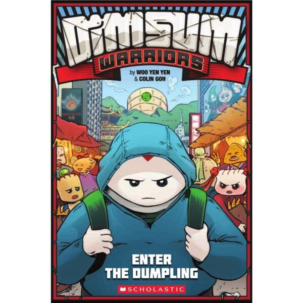 9789814864084 Dim Sum Warriors 1 Enter The Dumpling