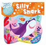 magical bath book silly shark