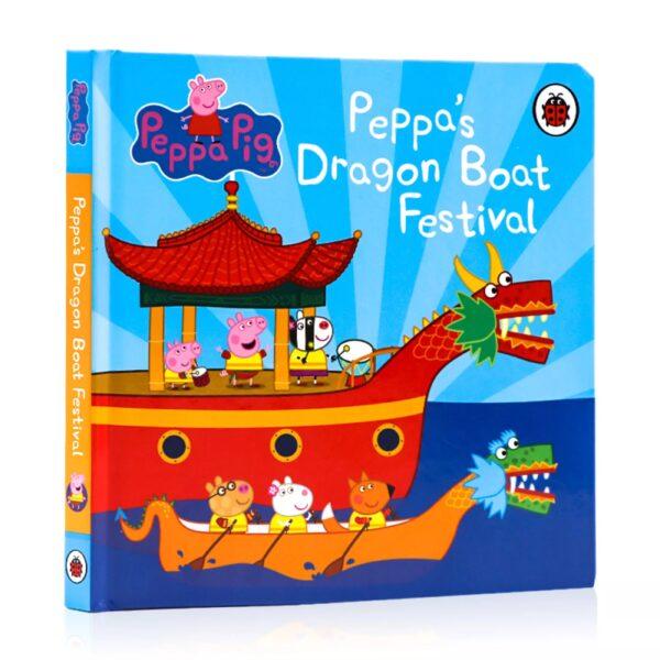 peppa's dragon boat festival
