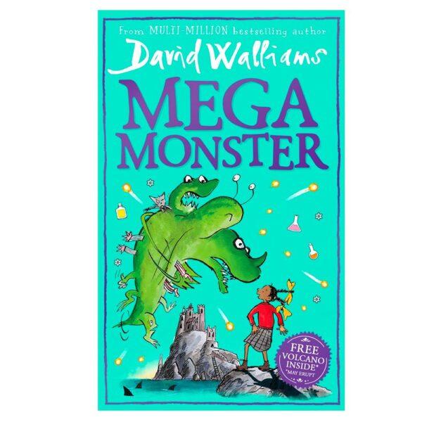 David walliams Mega monster