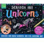 Scatch-Art-Unicorns