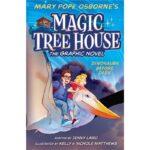 magic tree house graphic novel