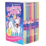 Unicorn magic 12 book set