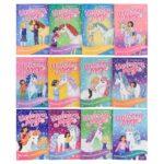 Unicorn magic 12 book set covers