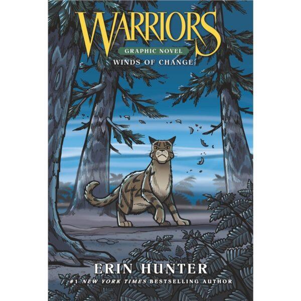 Warriors Winds of Change – Warriors Graphic Novel